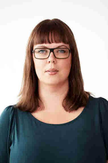 Porträttbild på Madelene Meramveliotaki, ledamot.