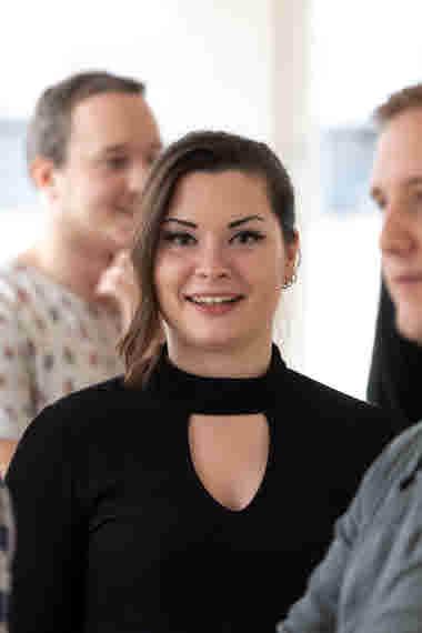 Sophia Godau, Ordförande, Vårdförbundet studentstyrelse 2019