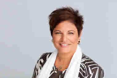 Porträttbild på Sineva Ribeiro, förbundsordförande Vårdförbundet.