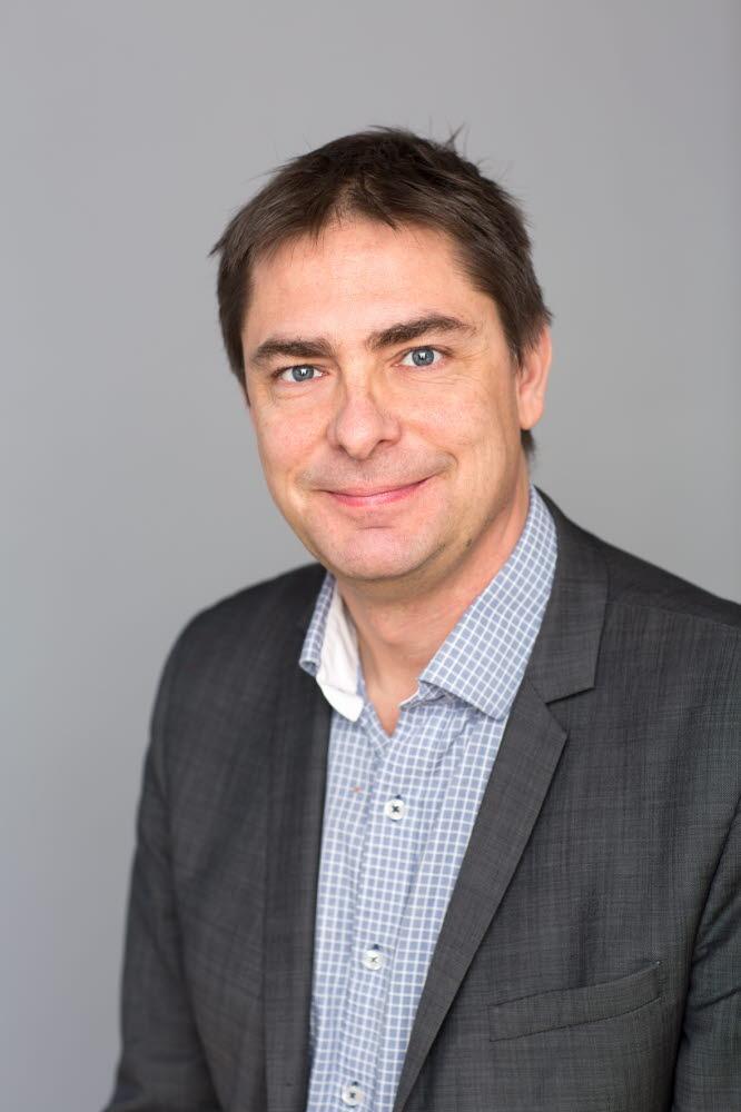 Porträttbild på Anders Printz, Kanslichef på Vårdförbundet.