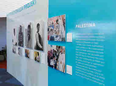 Internationella projekt utställning kongress 2018.