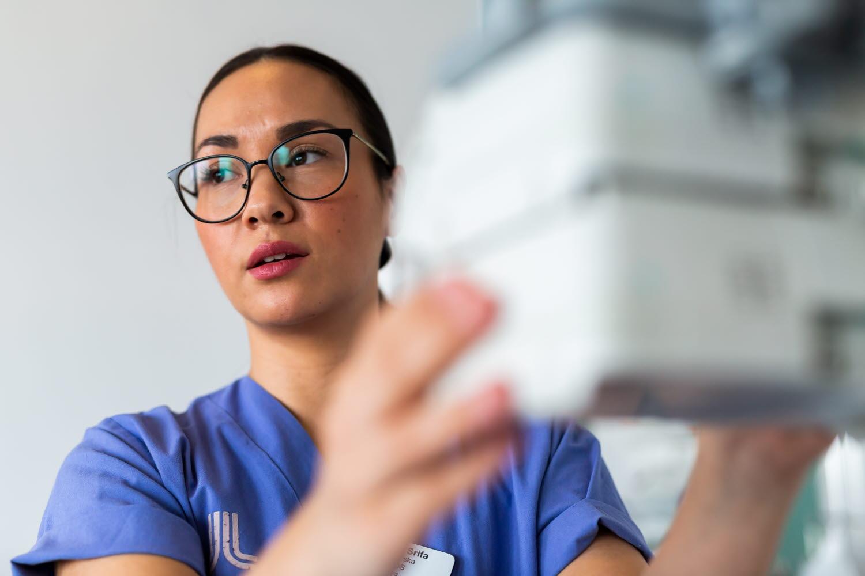 Nathalie Srifa, Årsberättelsen 2019