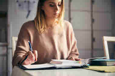 Rebeccah Carlström, specialistsjuksköterska inom psykiatri. Via AST Region Västernorrland. Medverkade i VF:s årsberättelse 2017.