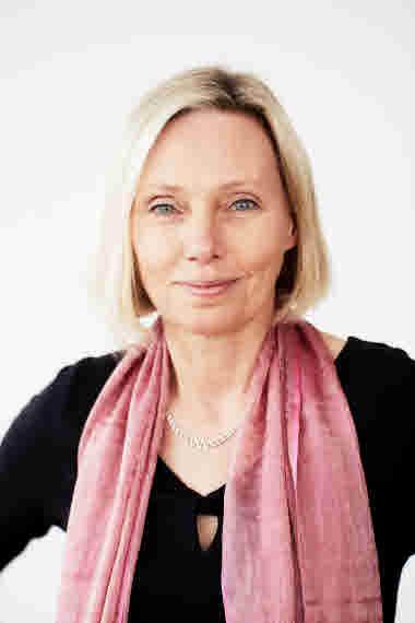 Porträttbild på Ragnhild Karlsson, vice ordförande