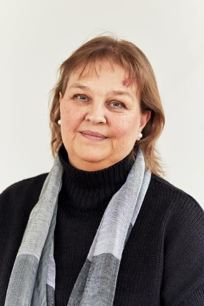 Porträttbild på Marie-Charlotte Nilsson, ledamot.