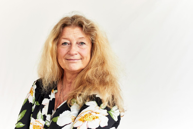 Porträttbild på Janí Stjernström, ledamot.