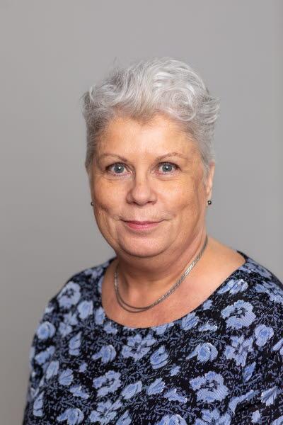 Iréne Sjövall Sanned, avdelningsordförande Jönköping