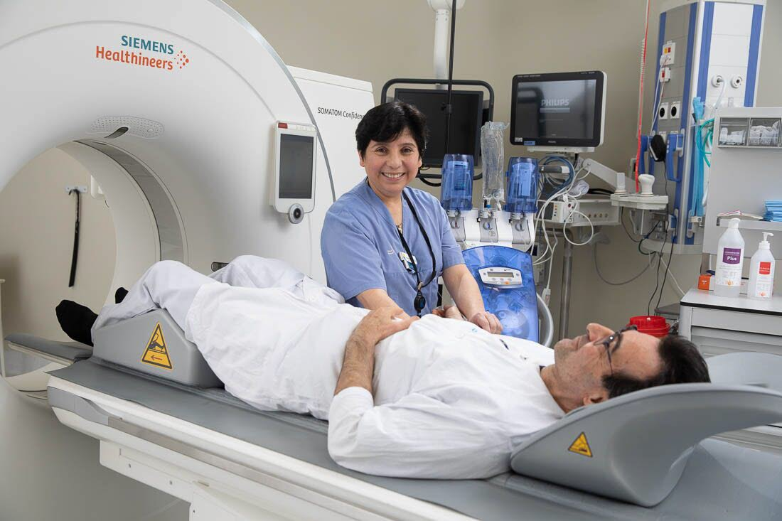 Årsberättelsen 2019. Jacqueline Diaz, röntgensjuksköterska