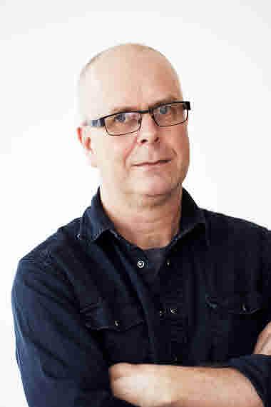 Porträttbild på Peter Blom, ledamot.